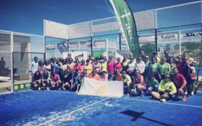 Torneo benéfico para la Asociación Española contra el Cáncer