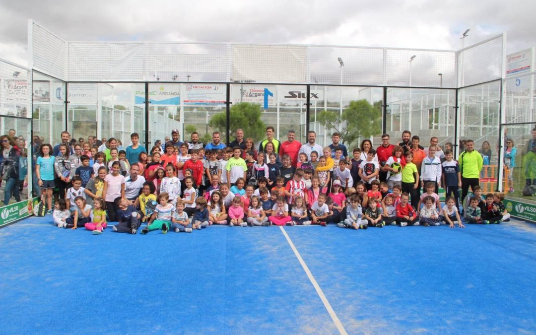 VII Jornada de Niños Padel Club Arganda