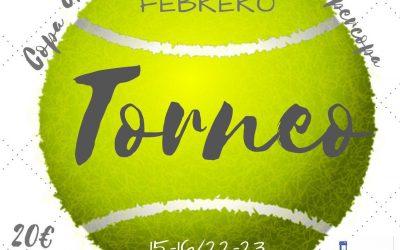 TORNEO PÁDEL CLUB ARGANDA