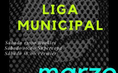 FIN DE SEMANA DE LIGA MUNICIPAL PÁDEL CLUB ARGANDA 🎾💪